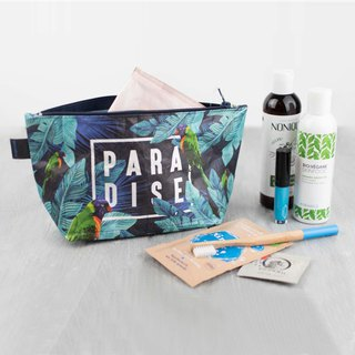 German Paprcuts.de Washing Bag (Bird of Paradise)