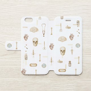 Retro medical equipment mobile phone case