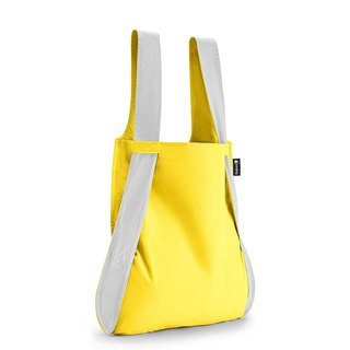 Reflective Notabag - Yellow