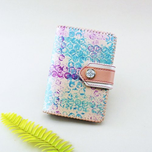 ✈ go ❣ travel ❣✈ passport holder - Leather / Fun / rendering / Travel