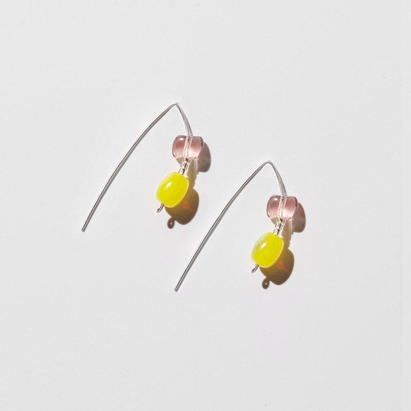 耳環 / 虎克船長的花 - Hook's Flower