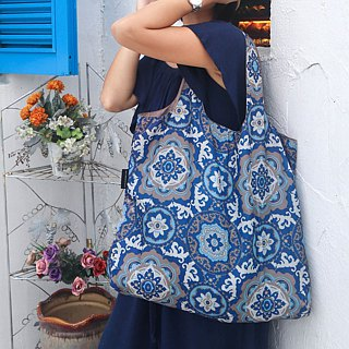 ENVIROSAX Australian Reusable Shopping Bag-MALLORCA Kaleidoscope