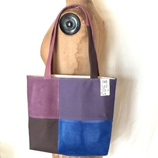 totebag / vintage winter color color tote bag tf - 338