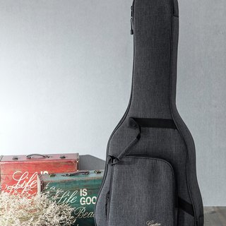 Taiwan original guitarman 41 吋 original waterproof and wearable acoustic guitar super thick soft box/thick Qin bag