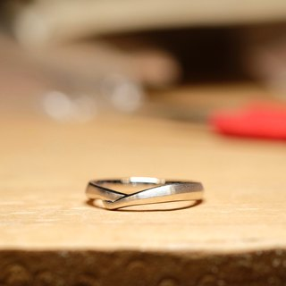 Ring - Hand in Hand - 925 Silver
