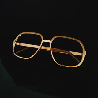Monroe Optical Shop / Germany 70's Antique Eyeglasses Frame M12 vintage