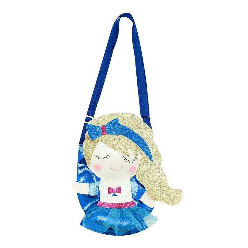 藍色公主包