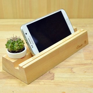 Tablet Stand/Wooden/Cell Phone stand