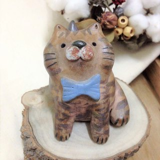 Big shop cat cat hollow pottery hair release version - Chubby Cat my kitten