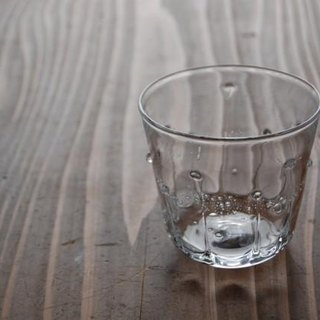 Glass of waterdrop (transparent)