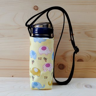 Cute baby elephant reclining adjustable kettle bag