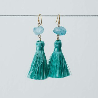 Blooming Mint Earrings