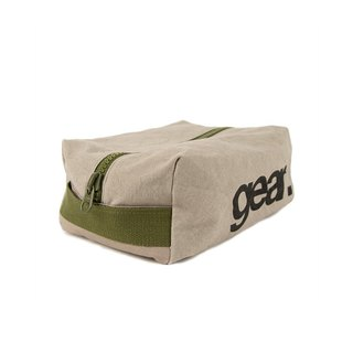 Fluf organic cotton Canada [straight travel sports bag] - gear