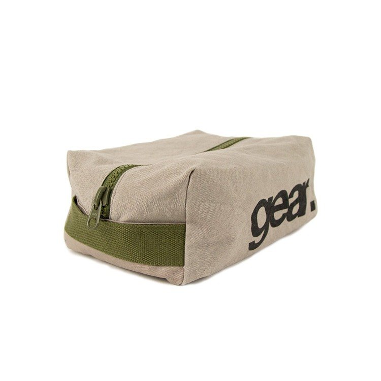 Canada Fluf Organic Cotton [straight travel sports bag]--gear