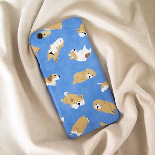 Sleepy Dogs iPhone case