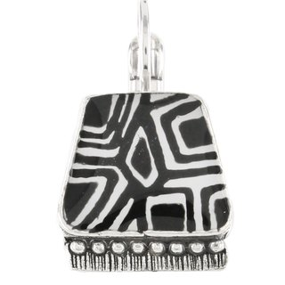 [France TARATATA] zebra series earrings