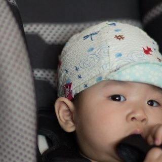 Cycling Cap for Baby