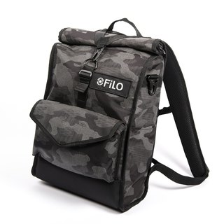 NYLON DAY PACK CAMO