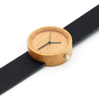 Nakari watch Beech Black Girl size