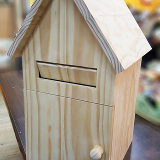 [Bear Ken Woodworking Workshop]//Customized//Customized Mailbox