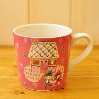 [] Shinji Kato Grimm Hansel and Gretel Mug Gift (With box)