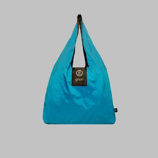 grion waterproof bag - Shoulder dorsal section (M) blue water