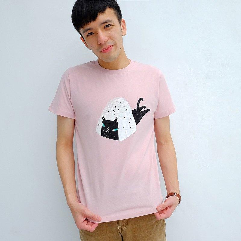 飯糰貓2-中性純棉T-Shirt