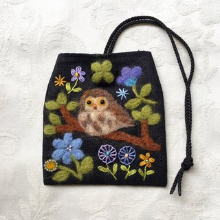 amulet bag of owl