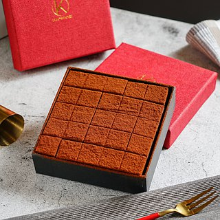 Golden brick Fei Nan Xue original 6 into the dessert cake