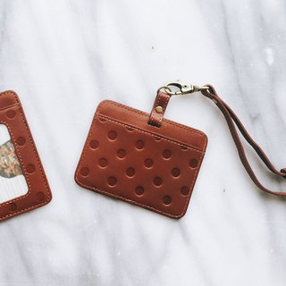 Original Leather ID Document Holder