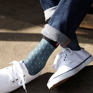 Hong Kong Design | Fool's Day stamp socks -Storm Dots 00016