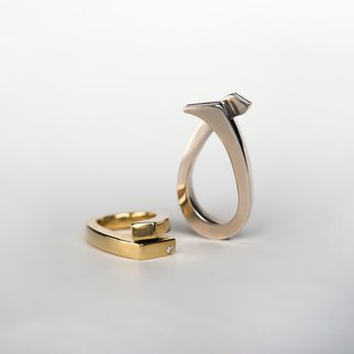 Buttress-ring (silver)