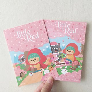 [Little Red Riding Hood] Postcard Set (two sets)