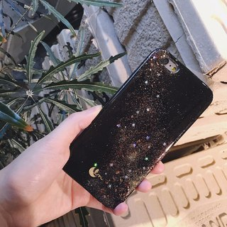AMAYA - PHONE CASE/BLACK
