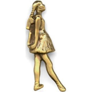 Dora plus ballerina little dancer pin