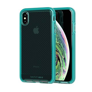 Tech 21 Anti-collision Soft Plaid Case - iPhone Xs Max Translucent (5056234705766)