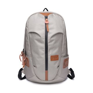 The Dude Casual Sports Back Backpack Bike Pack Waterproof Backpack Skater - Silver Grey