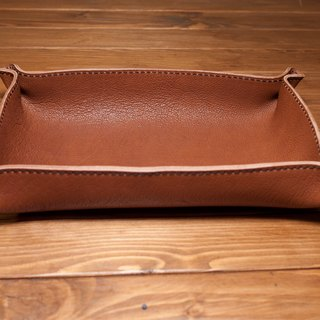 Dreamstation leather Pao Institute, soft vegetable tanned Italian leather storage case