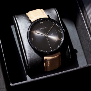 【PICONO】VINYL collection leather strap wrist watch / VL-6605