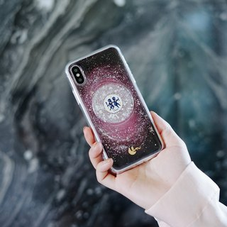 LIGHTEN ZODIAC - PHONE CASE / WINE