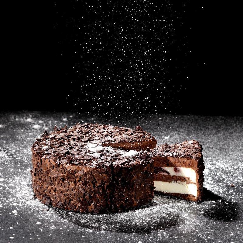 售罄請先預訂黑森林-chocolat R 職人 櫻桃酒鮮奶油巧克力蛋糕
