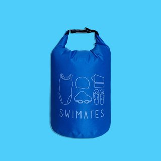 Blue 5L Waterproof Soft Drybag