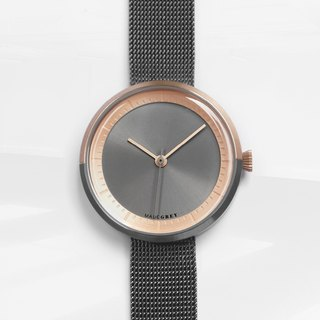 TWO-TONE GREY MG003 MINI | MESH BAND