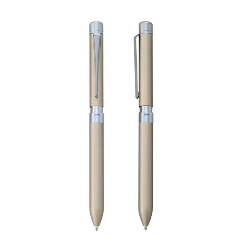 【IWI】Multi 611 Series 3-in-1 multi-function pen-Gold(IWI-9S611-GD)