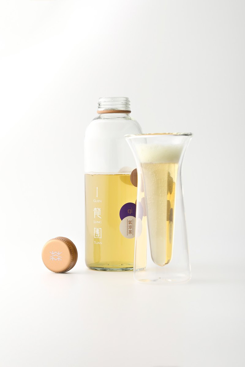 Gas-Gas Quenched Tea | Qi Yun Four Seasons (Four Seasons Oolong Bubble Tea) 450ml 12 in Free Shipping