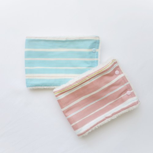 Super soft warm baby neck (scarves) - temperament stripes