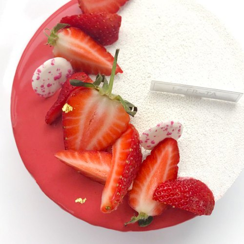 【LeFRUTA】 strawberry snowberry mousse / Christmas limited / 5-inch
