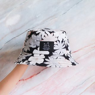 Light color flower series fisherman hat