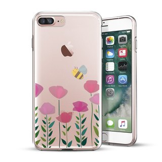 AppleWork iPhone 6 / 6S / 7/8 Original Design Case - Bee CHIP-057