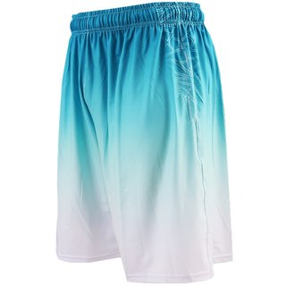 ✛ tools ✛ gradient up sublimation basketball # blue # basketball pants